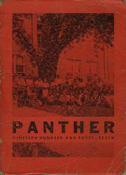 Powell High School - Panther Yearbook (Powell, TN) online yearbook collection, 1947 Edition, Page 1