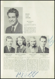 Page 13, 1947 Edition, Powell High School - Panther Yearbook (Powell, TN) online yearbook collection