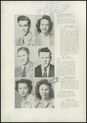 Page 14, 1947 Edition, Powell High School - Panther Yearbook (Powell, TN) online yearbook collection