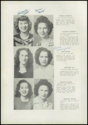 Page 16, 1947 Edition, Powell High School - Panther Yearbook (Powell, TN) online yearbook collection