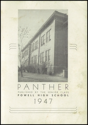 Page 3, 1947 Edition, Powell High School - Panther Yearbook (Powell, TN) online yearbook collection