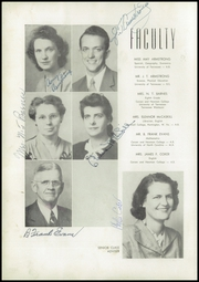 Page 8, 1947 Edition, Powell High School - Panther Yearbook (Powell, TN) online yearbook collection