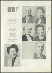 Page 9, 1947 Edition, Powell High School - Panther Yearbook (Powell, TN) online yearbook collection