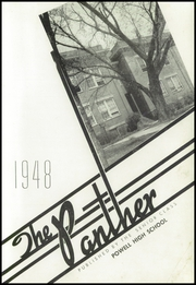 Page 13, 1948 Edition, Powell High School - Panther Yearbook (Powell, TN) online yearbook collection