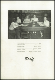 Page 14, 1948 Edition, Powell High School - Panther Yearbook (Powell, TN) online yearbook collection