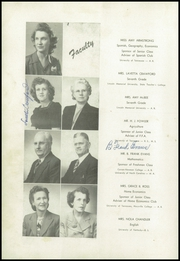 Page 16, 1948 Edition, Powell High School - Panther Yearbook (Powell, TN) online yearbook collection