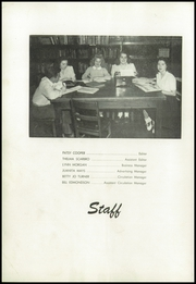 Page 6, 1948 Edition, Powell High School - Panther Yearbook (Powell, TN) online yearbook collection