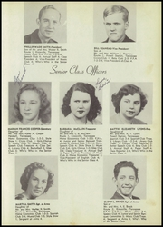 Page 11, 1949 Edition, Powell High School - Panther Yearbook (Powell, TN) online yearbook collection