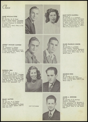 Page 13, 1949 Edition, Powell High School - Panther Yearbook (Powell, TN) online yearbook collection
