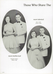 Page 14, 1954 Edition, Treadwell High School - Eagle Yearbook (Memphis, TN) online yearbook collection