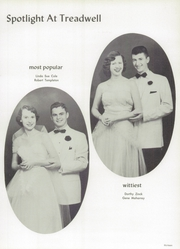 Page 15, 1954 Edition, Treadwell High School - Eagle Yearbook (Memphis, TN) online yearbook collection