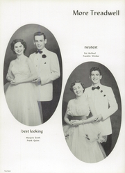 Page 16, 1954 Edition, Treadwell High School - Eagle Yearbook (Memphis, TN) online yearbook collection