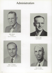 Page 6, 1954 Edition, Treadwell High School - Eagle Yearbook (Memphis, TN) online yearbook collection