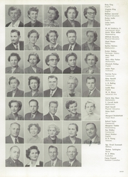 Page 9, 1954 Edition, Treadwell High School - Eagle Yearbook (Memphis, TN) online yearbook collection