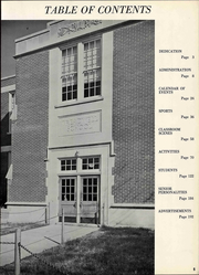 Page 11, 1959 Edition, Treadwell High School - Eagle Yearbook (Memphis, TN) online yearbook collection