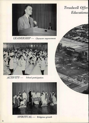Page 12, 1959 Edition, Treadwell High School - Eagle Yearbook (Memphis, TN) online yearbook collection