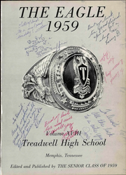 Page 7, 1959 Edition, Treadwell High School - Eagle Yearbook (Memphis, TN) online yearbook collection
