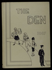 1967 Edition, Trezevant High School - Den Yearbook (Memphis, TN)