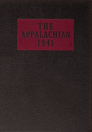 Page 1, 1941 Edition, Maryville High School - Appalachian Yearbook (Maryville, TN) online yearbook collection