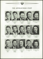 Page 10, 1941 Edition, Maryville High School - Appalachian Yearbook (Maryville, TN) online yearbook collection