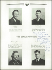 Page 12, 1941 Edition, Maryville High School - Appalachian Yearbook (Maryville, TN) online yearbook collection
