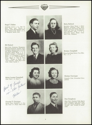 Page 13, 1941 Edition, Maryville High School - Appalachian Yearbook (Maryville, TN) online yearbook collection