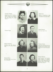 Page 14, 1941 Edition, Maryville High School - Appalachian Yearbook (Maryville, TN) online yearbook collection