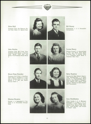Page 16, 1941 Edition, Maryville High School - Appalachian Yearbook (Maryville, TN) online yearbook collection