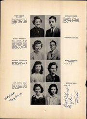 Page 10, 1944 Edition, Maryville High School - Appalachian Yearbook (Maryville, TN) online yearbook collection