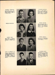 Page 11, 1944 Edition, Maryville High School - Appalachian Yearbook (Maryville, TN) online yearbook collection