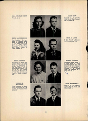 Page 12, 1944 Edition, Maryville High School - Appalachian Yearbook (Maryville, TN) online yearbook collection