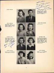 Page 13, 1944 Edition, Maryville High School - Appalachian Yearbook (Maryville, TN) online yearbook collection