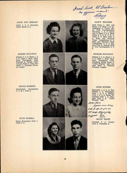 Page 14, 1944 Edition, Maryville High School - Appalachian Yearbook (Maryville, TN) online yearbook collection