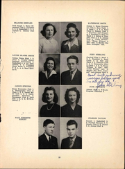 Page 15, 1944 Edition, Maryville High School - Appalachian Yearbook (Maryville, TN) online yearbook collection