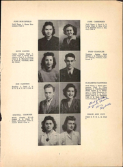 Page 9, 1944 Edition, Maryville High School - Appalachian Yearbook (Maryville, TN) online yearbook collection