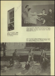 Page 10, 1951 Edition, Maryville High School - Appalachian Yearbook (Maryville, TN) online yearbook collection