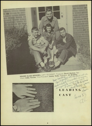 Page 12, 1951 Edition, Maryville High School - Appalachian Yearbook (Maryville, TN) online yearbook collection