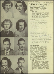 Page 14, 1951 Edition, Maryville High School - Appalachian Yearbook (Maryville, TN) online yearbook collection