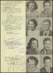 Page 15, 1951 Edition, Maryville High School - Appalachian Yearbook (Maryville, TN) online yearbook collection