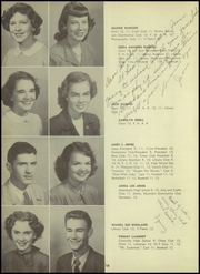 Page 16, 1951 Edition, Maryville High School - Appalachian Yearbook (Maryville, TN) online yearbook collection