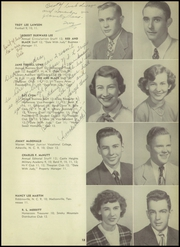 Page 17, 1951 Edition, Maryville High School - Appalachian Yearbook (Maryville, TN) online yearbook collection
