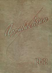 Maryville High School - Appalachian Yearbook (Maryville, TN) online yearbook collection, 1952 Edition, Page 1