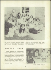 Page 13, 1952 Edition, Maryville High School - Appalachian Yearbook (Maryville, TN) online yearbook collection