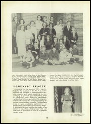Page 16, 1952 Edition, Maryville High School - Appalachian Yearbook (Maryville, TN) online yearbook collection