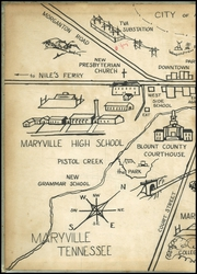 Page 2, 1952 Edition, Maryville High School - Appalachian Yearbook (Maryville, TN) online yearbook collection