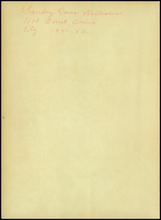 Page 4, 1952 Edition, Maryville High School - Appalachian Yearbook (Maryville, TN) online yearbook collection