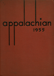 Page 1, 1955 Edition, Maryville High School - Appalachian Yearbook (Maryville, TN) online yearbook collection