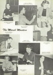 Page 12, 1955 Edition, Maryville High School - Appalachian Yearbook (Maryville, TN) online yearbook collection