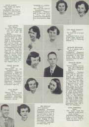 Page 11, 1952 Edition, Lawrence County High School - Law Co Hi Yearbook (Lawrenceburg, TN) online yearbook collection
