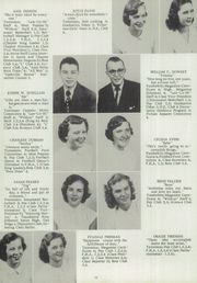 Page 14, 1952 Edition, Lawrence County High School - Law Co Hi Yearbook (Lawrenceburg, TN) online yearbook collection